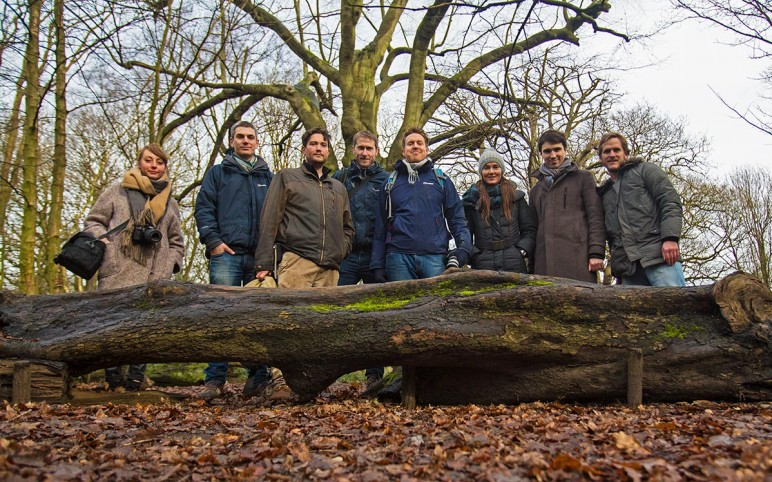 Hampstead Heath Photography Workshop February 4th