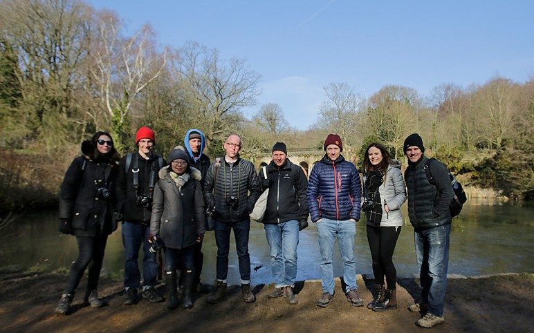 Hampstead Heath Photography Workshop February 2018 (part 2)