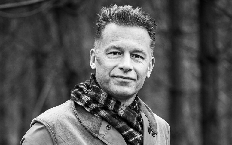Chris Packham next on the podcast